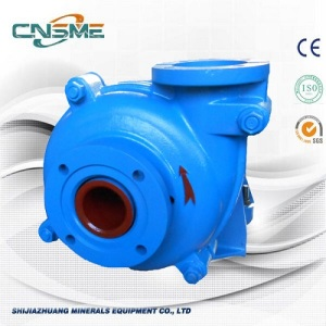 Pump Slurry Quality Horizontal