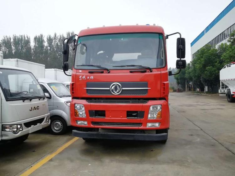 Bulk Fodder Transport Truck 1