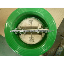 double door check valve