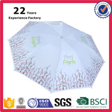 China Manufacturer Cheap Custom Print Sun and Rain Umbrella Lady's Beauty 8 Panels Custom Printing Umbrela Folding