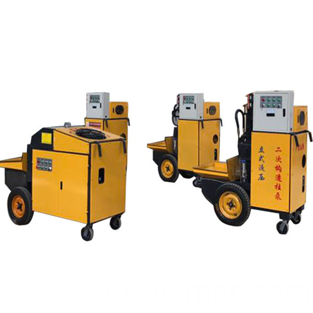 Electric Mini Concrete Pump