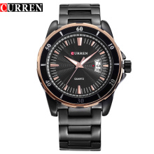 classical quartz watch japan movement waterproof wristwatch