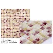 Стеклянная мозаика смешанного цвета серии Opaque Ice
