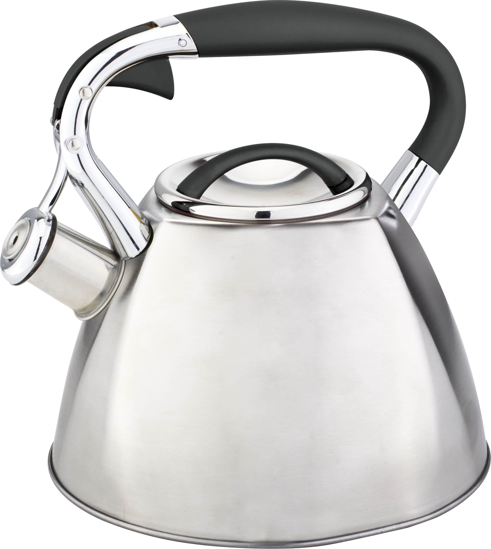 2.7Litre Square Shape whistling kettle