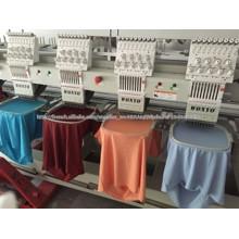 Wonyo 4 Kopf industrielle Stickmaschine mit Dahao / Topsidom Sysytem