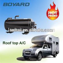 R407C r410a ce rohs rv recreação veículo compressor de refrigeração para venda para condicionador de ar do carro Camping caminhão táxi