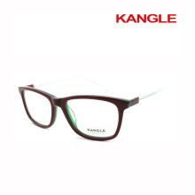 Haute qualité nice seller acétate optique cadres et lunettes de lunettes allemandes