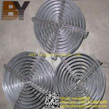 Tampa do ventilador / cobertura do ventilador de escape / grelha de ventilador de aço inoxidável
