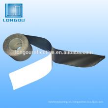 material de cinta reflexivo de la seguridad de la transferencia de calor de la venta caliente para la ropa y los zapatos de seguridad