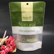Natural Nuts Plastic Bag With Window