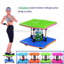 Vivinature Abnehmen Körper Taille Twister Board Maschine und wrangled Maschine