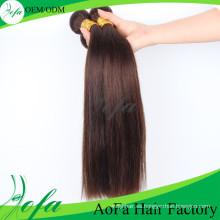 Extensión del pelo humano de la Virgen Remy de la extensión al por mayor del pelo
