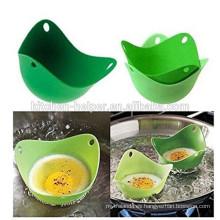 Pequeño electrodoméstico de cocina práctico Silicona Poach Pod