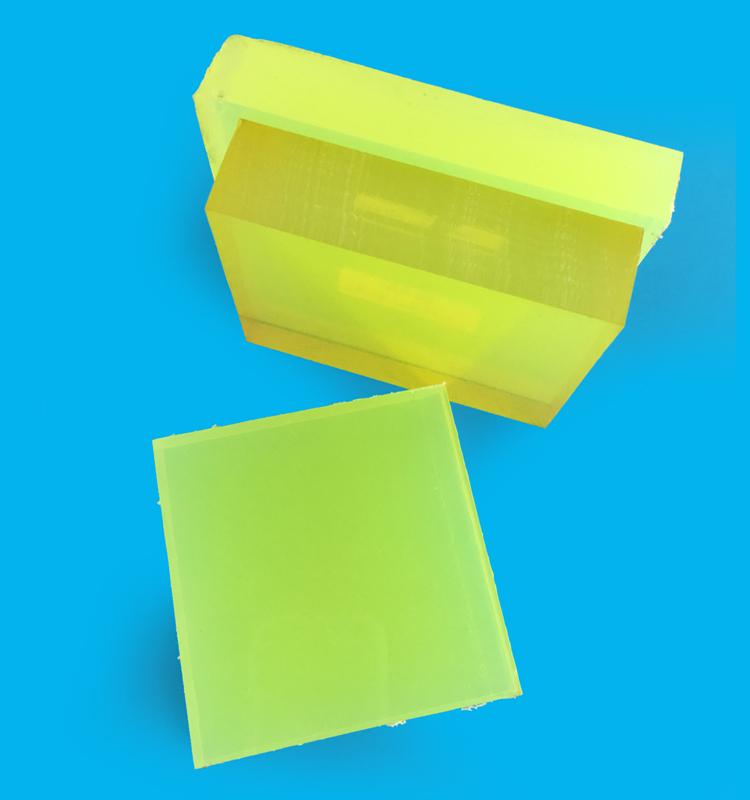 Rubber NBR PU Plastic Sheet