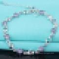 Женские 520 Рисунок стерлингового серебра Браслет