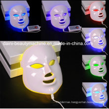 Light Therapy 7 Color LED Beauty Facial Face Mask Skin Rejuvenation PDT