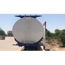 Remolque tanque de almacenamiento de gas natural licuado