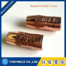 welding consumables Bernard welding tips 5818C