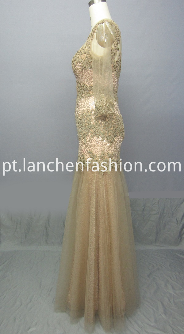 Elegant Long Prom Dress