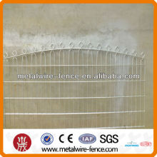 Factory direct arch metal wire fencing