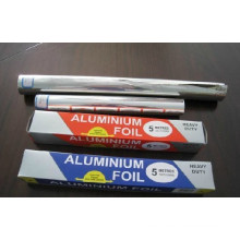 Household Aluminium Foil for Food Packing and Roasting