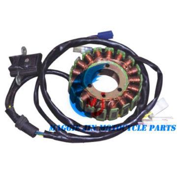 Estator magnético de peças de motocicleta para Bajaj 3W4s