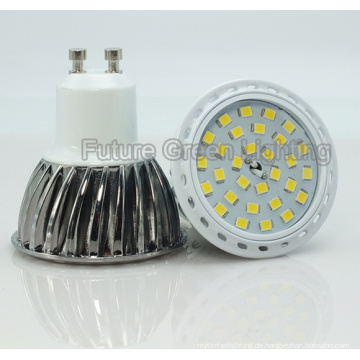 30PC 2835SMD 600lm GU10 6.5W LED-Punkt-Lampe