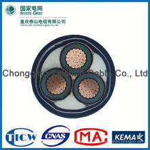 Factory Wholesale 15kv 3x240mm 8kv mv cable