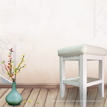 Wooden Master Cosmetic Stools used for Beauty Salon