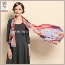 NOUVEAU Arrivée 100% laine Pashmina Shawl Vente en gros Pashmina châle écharpe