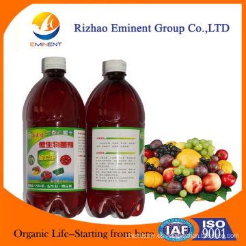 Fertilizante líquido orgánico de alta calidad para la agricultura