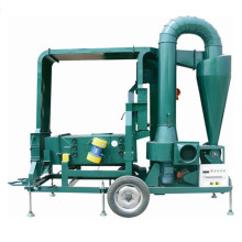 seed cleaner machine for paddy rice