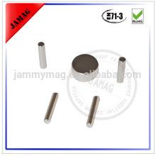 Neodym-Magnet zylindrisch
