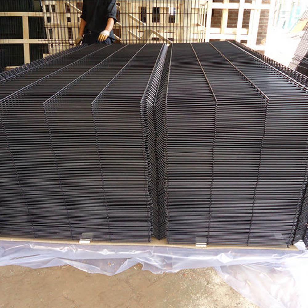 Geschweißte Maschendrahtzaun Panel China Hersteller