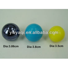 SGS Zertifikate Runde Ball Lippenbalsam