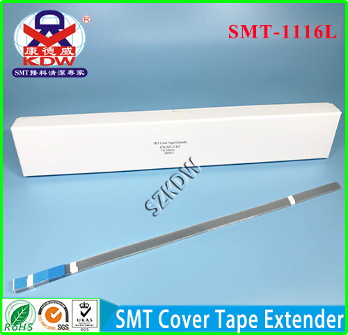 SMT Blue Cover Tape Extender