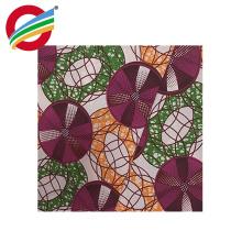 новейший дизайн африканский хлопок воск ткань