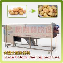 Machine industrielle de lavage et d'épluchage de Yam / Jicama / Taro de grande taille