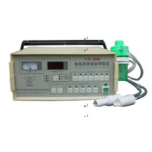 Medical Equipment High-Frequency Jet Surgical Ventilator