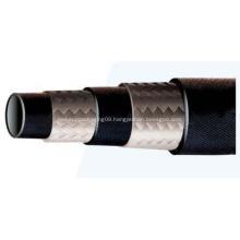 2-layer Fiber Braided Rubber Tube