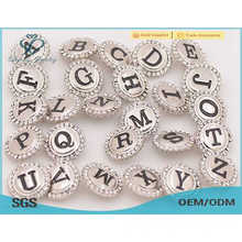 New arrival silver metal stud press buttons,crystal snap button jewelry
