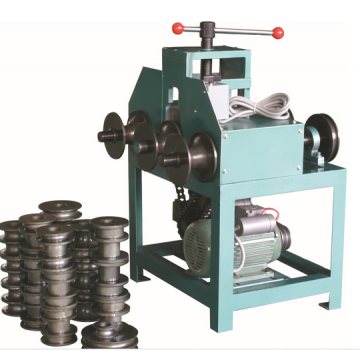 HHW-G76 square tube swaging machine with CE