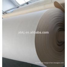 Perfekte Qualität Fabrik Direktverkauf Nadel Punch 100% Polyester Vliesstoff