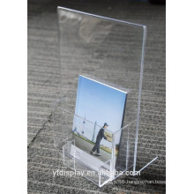 Custom-made Acrylic Paper and Brochure Stand