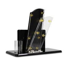 APEX Obstmesser Shop Desktop Acrylständer Acryl