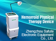 Anorectal Physical Therapy Device (LG2000) for Hemorrhoids