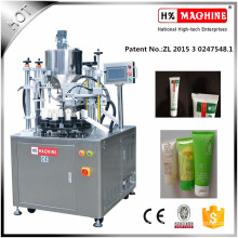 Hazelnut Paste Tube Filling And Sealing Machine