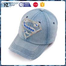El último precio plegable del producto del precio bajo del sombrero de la promoción del casquillo del vaquero vende al por mayor el precio