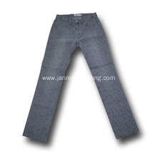 star prints cool kids slim jeans pants