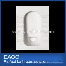 Marque célèbre Foshan sanitaire EAGO DA3020 toilette accroupie